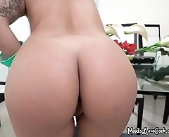 Naked Maid Mia Martinez Lets Her Boss Watch