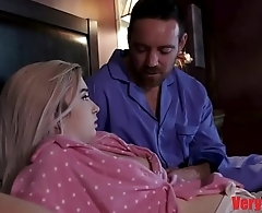Lexi Lore Gets Fucked By Dad While Mom Sleeps Right Beside Them