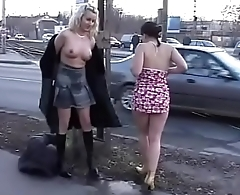Girls from Extreme Public Piss - Who is she? Part 2