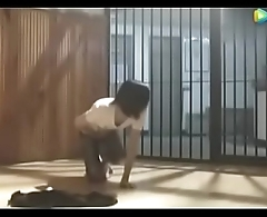 Female Prisoner Almost Piss Herself