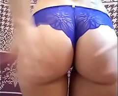 Amateur Strips And Shakes That Big Round Ass