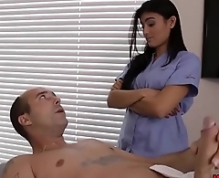 Horny Guys Cock Becomes Hard &amp_ Thick During Massage