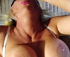GREATEST UPSIDE DOWN BLOWJOB OF ALL TIME. BLONDE BANDItt PERFECT HUGE TITS  BIG HARD NIPPLES  SHE SUCKS A COCK UPSIDE DOWN UNTIL SHE GETS SO WET THEN IS TURNED OVER .SEE PART 2more orgasms @manyvids.com search blonde banditt
