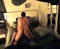 Mexican Fucked Hard and Fast and Queefs Pussy Farts Then Cums