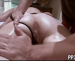 Breasty darling receives mind-blowing muff drilling