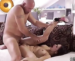 Old german milf anal Rough fucky-fucky for cool latina babe