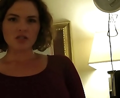 Whore Step Mom Catches You Jerking off and Fucks You
